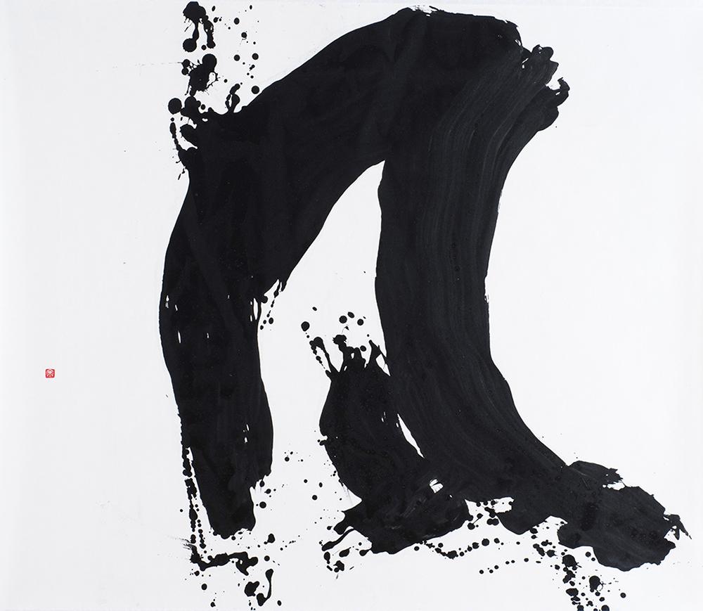 [ 風 ] 180 x 140 / 2014